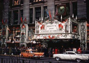 Les décorations de Macy's en 1959