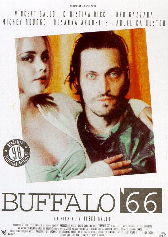 Vos affiches de films préférées/détestées Buffalo-66-Affiche