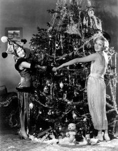 Noël, années 40-50