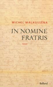 In Nomine Fratris - Michel MALAUSSENA - Couverture