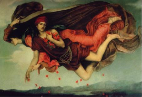 Photo : Evelyn Pickering, La Nuit et le Sommeil, 1878. © De Morgan Foundation