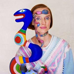 Portrait Niki de Saint Phalle