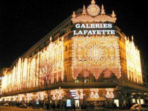 Les Galeries Lafayettes aujourd'hui