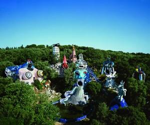 Jardin des Tarots