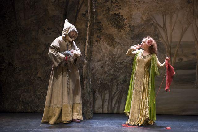 La Dame aux jambes d'azur - Labiche - Jean-Pierre Vincent - Studio-Theatre-Comedie-Francaise